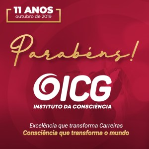 ICG 11 anos – Out 2019