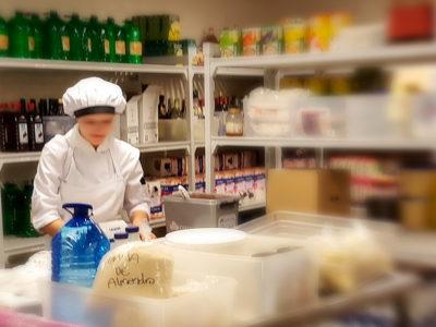 Software ICG para restaurantes control de almacen