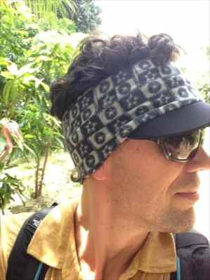 Chaskee Stretchy Visor Head Band