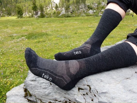 Teko Lightweight Hiking Socks2