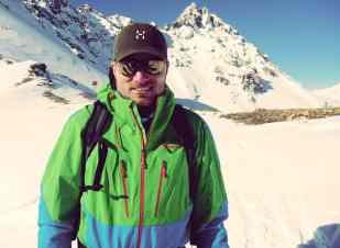 Schneeschuhtour ERB 2013 Cufercalhütte