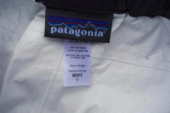 Patagonia Men's Torrentshell Stretch Pants 11