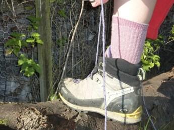 Teko M3RINOXC Womens Mid Hiking 5