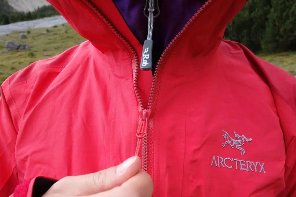 Arcteryx Klettergurt Opinie : Test arcteryx alpha sl hybrid jacket ich liebe berge