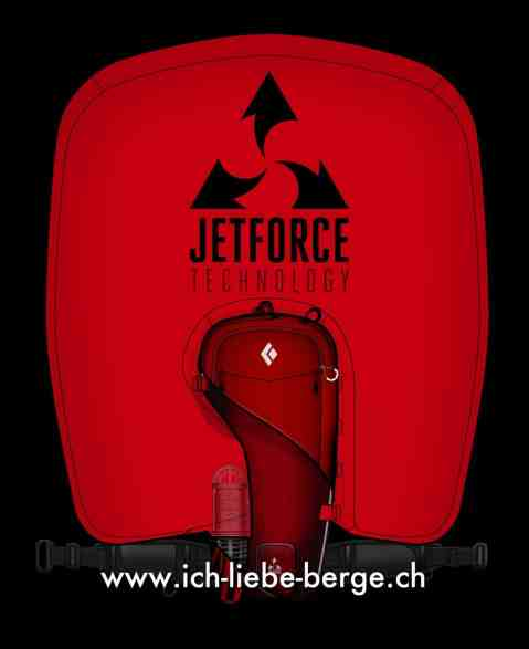 Black Diamond JetForce Airbag Halo28 5