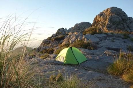 Wild Zelten Schweiz und Europa
