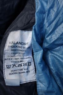 Valandre Shocking Blue 08