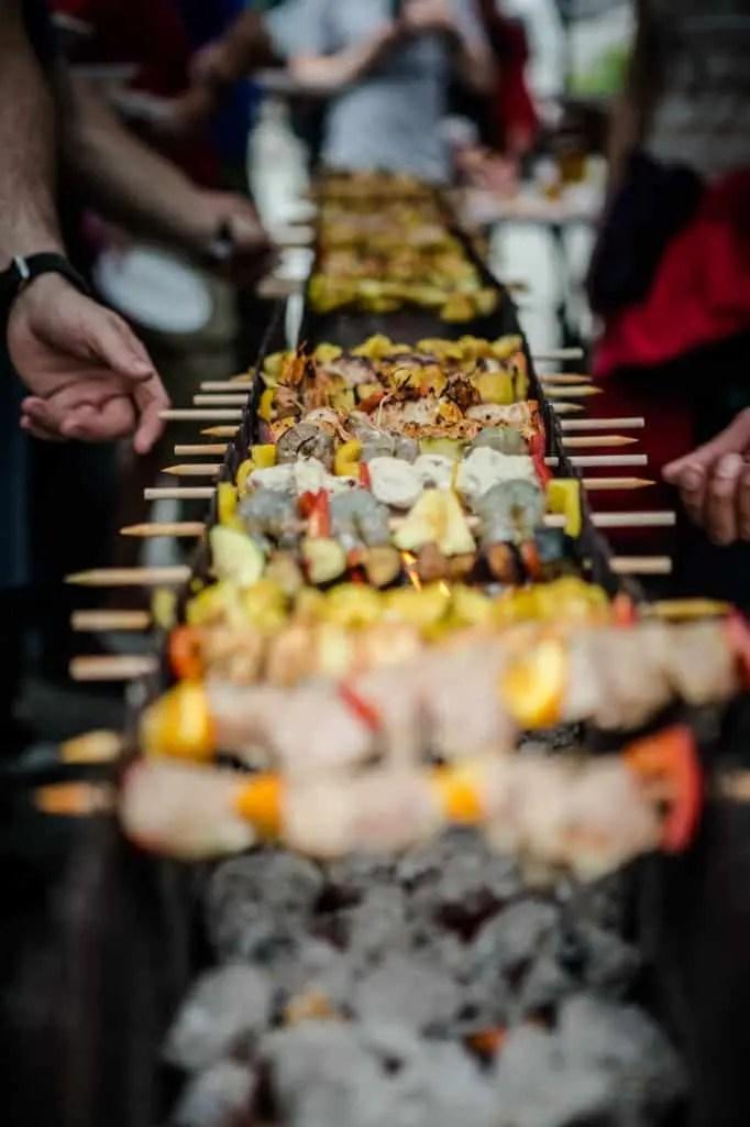 2013_Alpine_Arcademy MOUTAIN DINNER BBQ - BRIAN GOLDSTONE