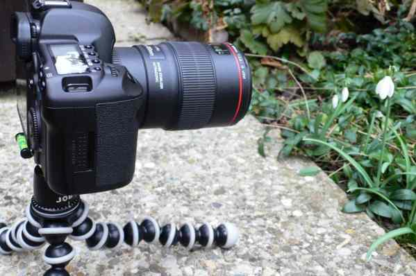 Joby Gorillapod SLR-Zoom + Ballhead-2