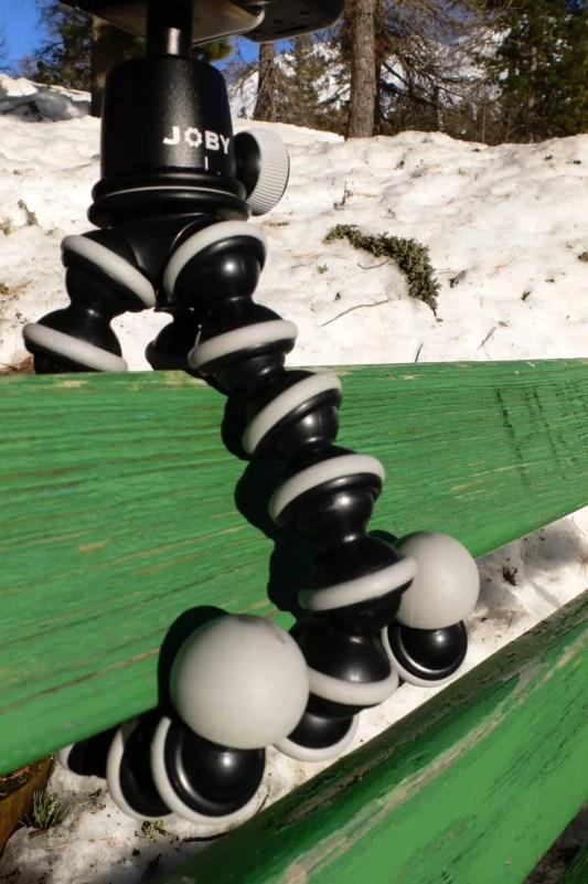 Joby Gorillapod SLR-Zoom + Ballhead-6
