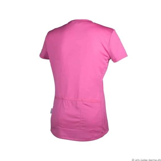 POC Trail-Light-Zip-Wo-Tee-Pink-Back