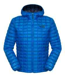 TNF Mens Thermoball Hoodie _ Nautical Blue