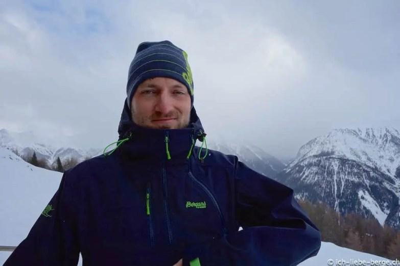 Bergans Lifjell Anorak 08