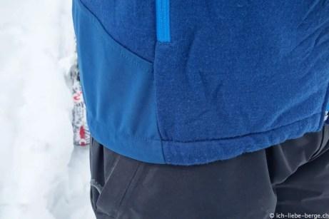 Icebreaker Sierra Plus Hood 31