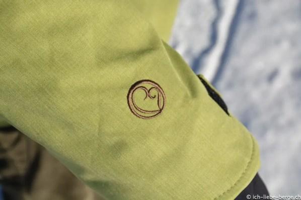 Mamalila Winterjacke Logo
