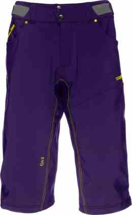 Norrøna fjora lightweight Shorts deep purple
