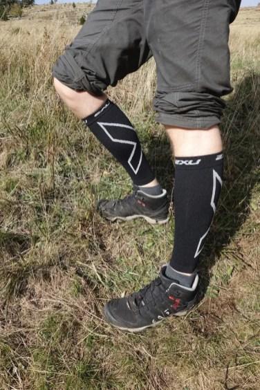 2XU Calf Sleeves 5
