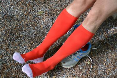 2XU Compression Performance Run Sock_01