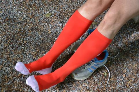 2XU Compression Performance Run Sock_01