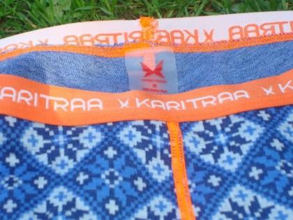 Merinounterwäsche Kari Traa Rose blau Pant und Roundneck5