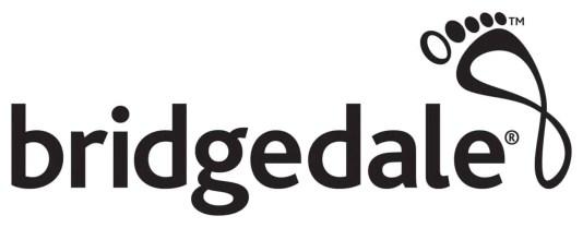 Bridgedale Logo Black Hi Res