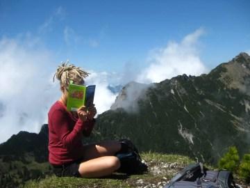 Rohter Wanderbuch Ostschweiz Buendnerland 5