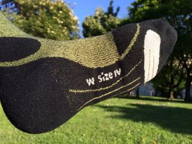 CEP Outdoor Merino Socks 5