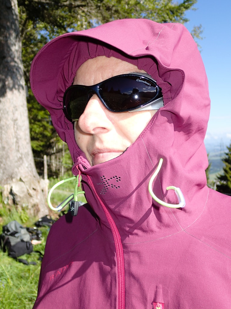 Rady's R3W Light Softshell Jacket-6
