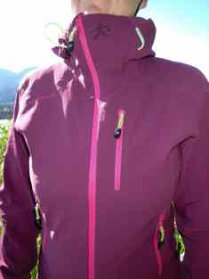 Rady's R3W Light Softshell Jacket-8