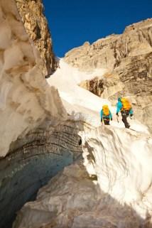 Alpinisto_GVD_Crevasse