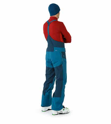 Lithic-Comp-Pant-Thalo-Blue-Back-View