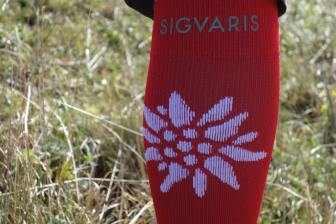 Sigvaris Mountain Socks 3