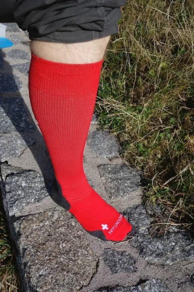 Sigvaris Mountain Socks 6