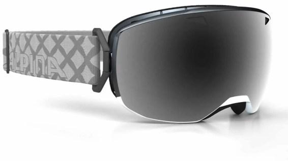 Alpina Big Horn QLV MM black-white