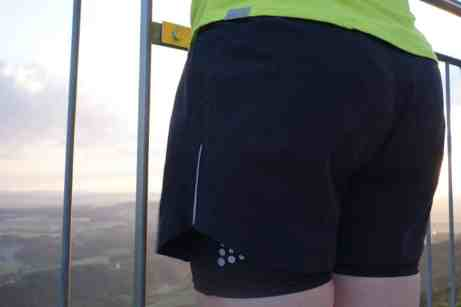 Craft Performance Run Fast Shorts 2-In-1 W Laufhose 05