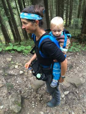 Ergobaby Performance Carrier 6