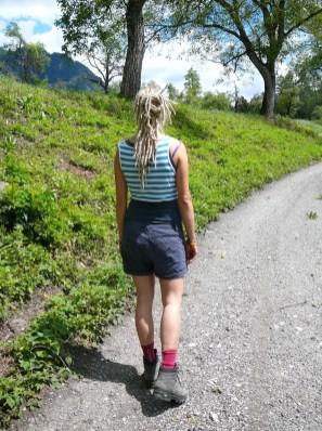 Icebreaker Womens Hike Lite Crew 03