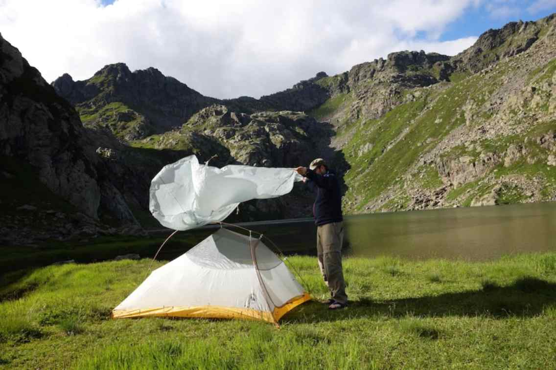 Big Agnes Fly Creek UL2 25