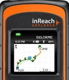 Delorme InReach 7