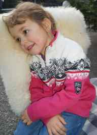 Dale of Norway Kids St. Moritz Sweater (13)