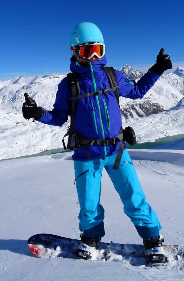 Mammut Alpine Rider 07