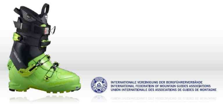 Winter Guide GTX Boot mit IVBV Siegel