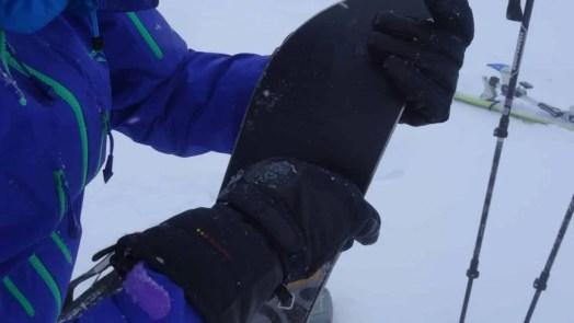 Snowlife Heat GTX Liion Glove 11