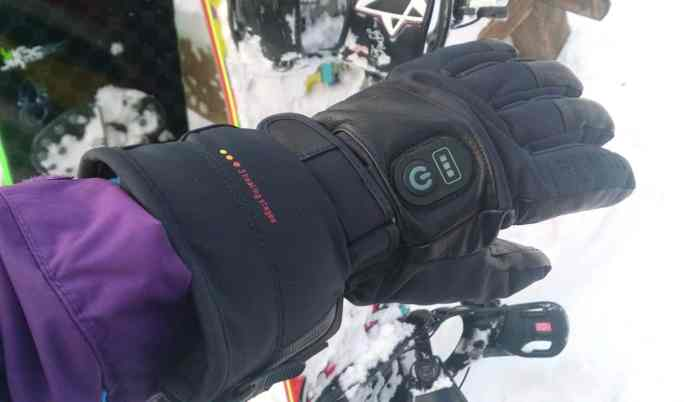 Snowlife Heat GTX Liion Glove 16
