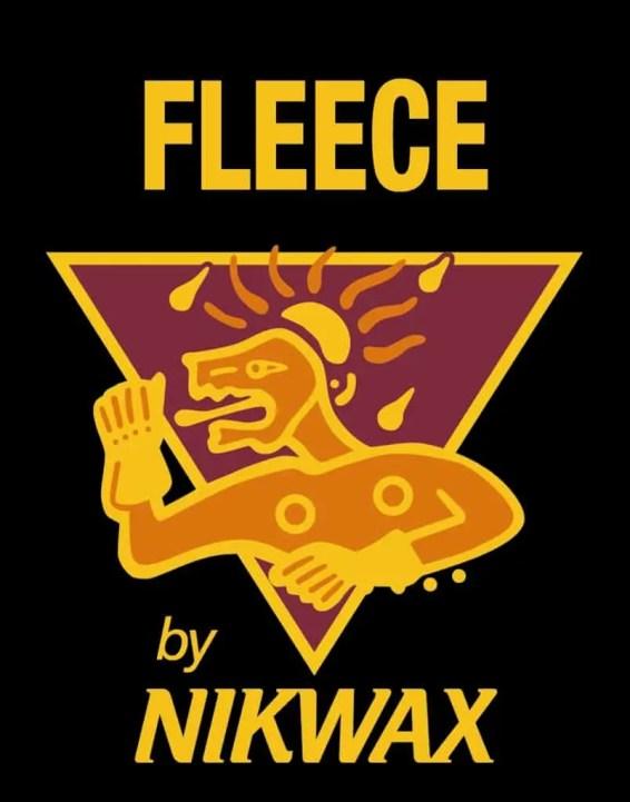 Nikwax Fleece logo