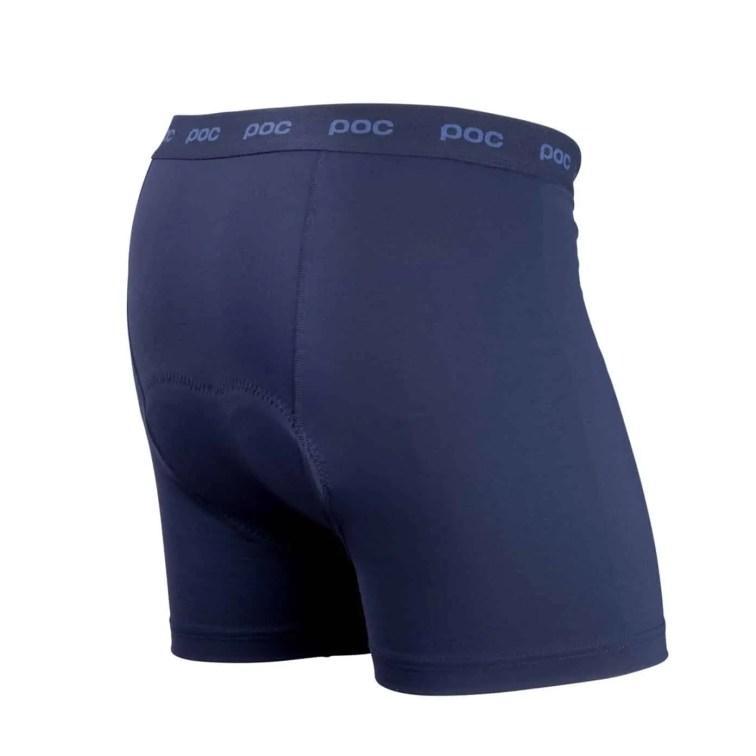 POC Chamois underwear Boron Blue_Back2