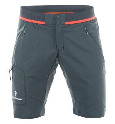 Peak Performance Black Light Softshell Shorts