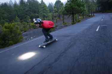 XEO_Longboard_Speed