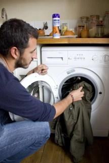 Use Nikwax in the washing machine