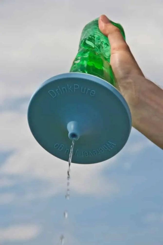 DrinkPure-Wasser-Filter